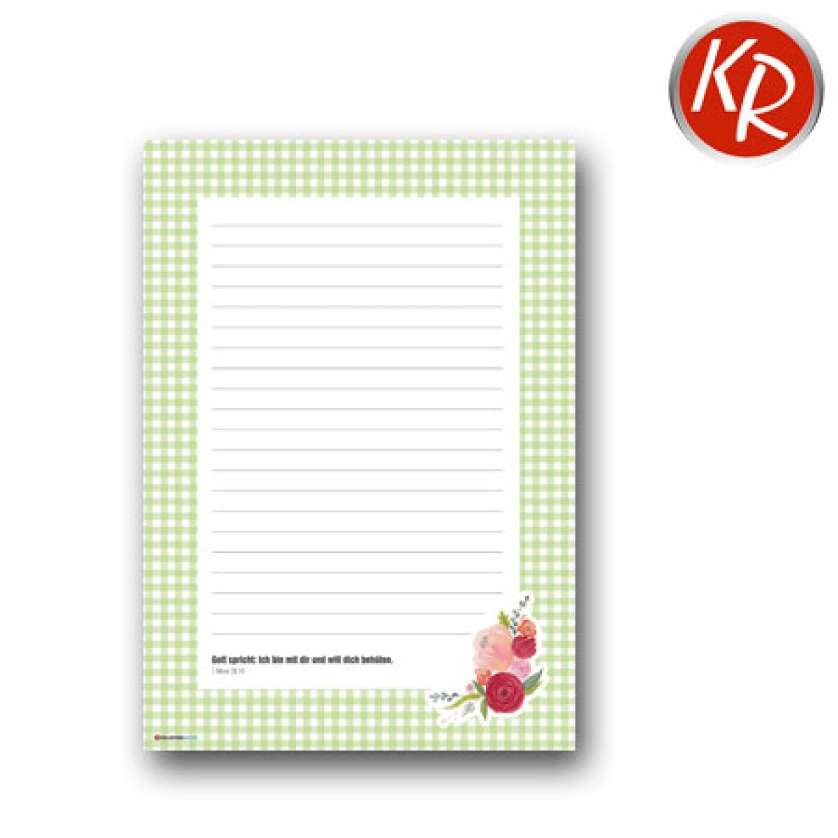 Briefpapier Block A4  77-4001