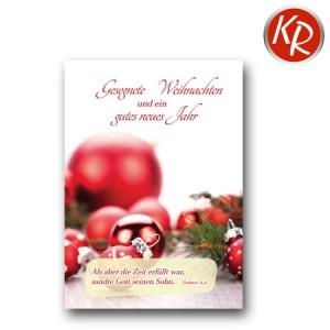Postkarte Weihnachten 11-0068