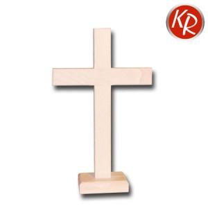 Standkreuz Buche 20 cm, 1372