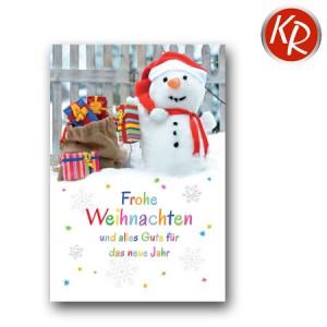 Faltkarte Weihnachten 14-0244
