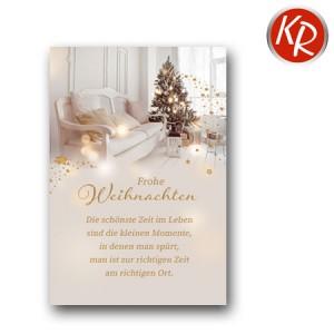 Faltkarte Weihnachten 14-0245