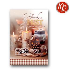 Faltkarte Weihnachten 14-0246