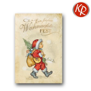 Faltkarte Weihnachten 14-0251