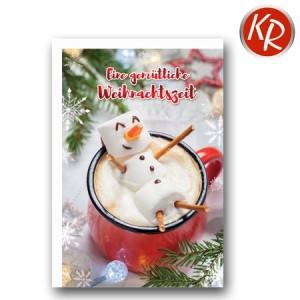 Faltkarte Weihnachten 14-0275