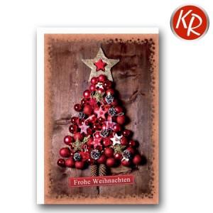 Faltkarte Weihnachten 14-0277
