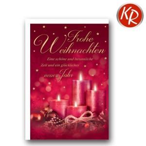Faltkarte Weihnachten 14-0278