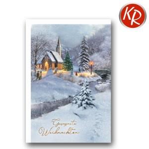 Faltkarte Weihnachten 14-0279