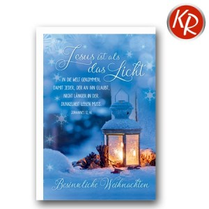 Faltkarte Weihnachten 14-0280