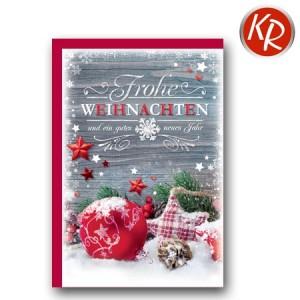 Faltkarte Weihnachten 14-0281