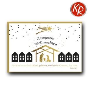 Faltkarte Weihnachten 14-0297