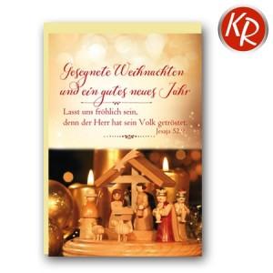 Faltkarte Weihnachten 14-0304