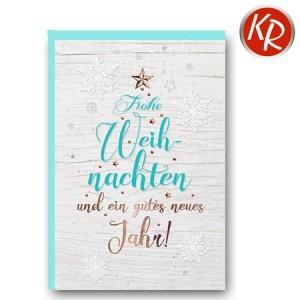 Faltkarte Weihnachten 14-0314