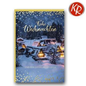 Faltkarte Weihnachten 14-0315