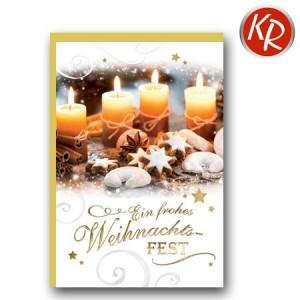 Faltkarte Weihnachten 14-0316