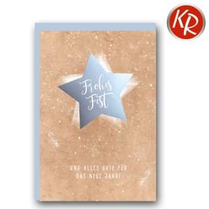 Faltkarte Weihnachten 14-0318