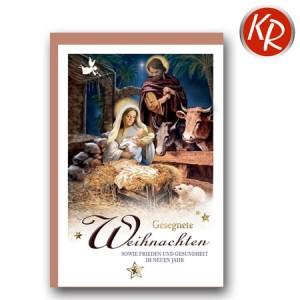 Faltkarte Weihnachten 14-0319