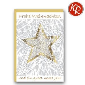 Faltkarte Weihnachten 14-0320