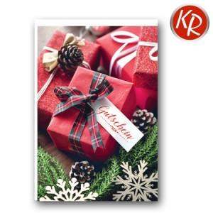 Gutschein Weihnachten 14-0338