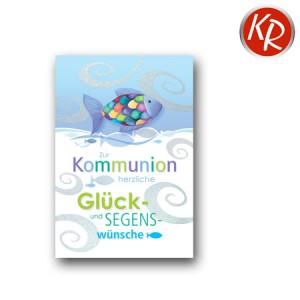 Faltkarte Kommunion  22-0061