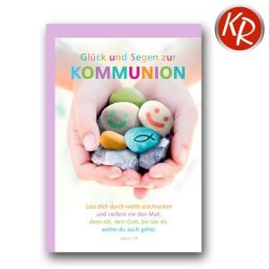 Faltkarte Kommunion 22-0094