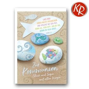 Faltkarte Kommunion 22-0108