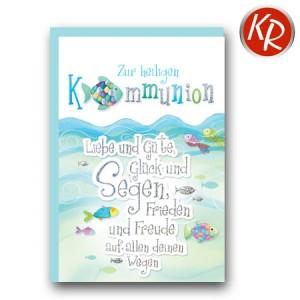 Faltkarte Kommunion 22-0109