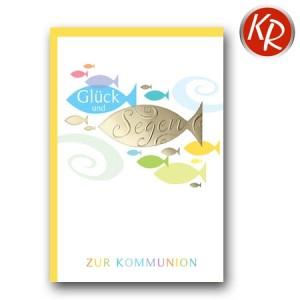 Faltkarte Kommunion 22-0113