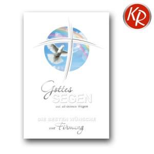 Faltkarte Firmung 23-0014