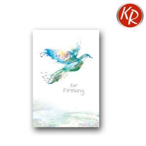 Faltkarte Firmung 23-0027