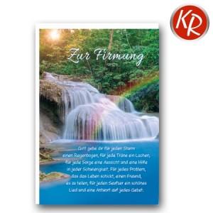 Faltkarte Firmung 23-0039