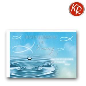 Faltkarte Firmung 23-0044