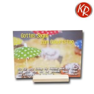 Kartenständer  natur, 2336