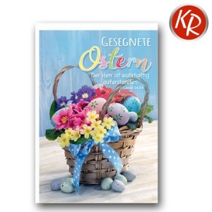 Faltkarte Ostern 25-0028