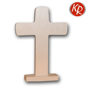 Standkreuz 2-teilig  2564