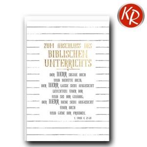 Faltkarte Biblischer Unterricht 26-0057