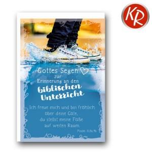 Faltkarte Biblischer Unterricht 26-0063