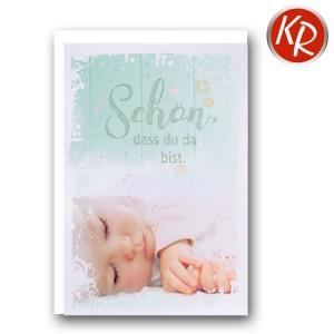 Popupkarte Geburt 30-0147