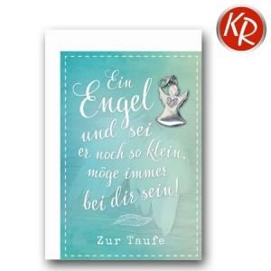 Faltkarte Taufe 31-0257