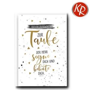 Faltkarte Taufe 31-0265