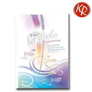Faltkarte Taufe 31-0268