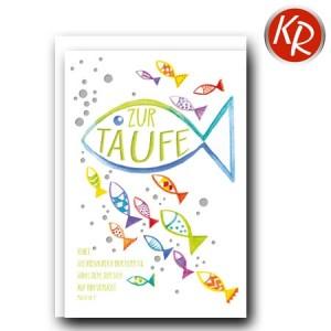 Faltkarte Taufe 31-0270