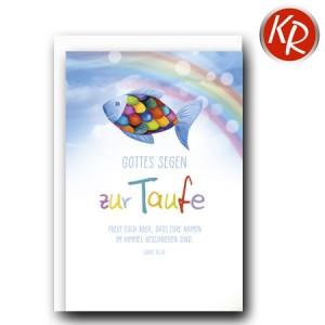 Faltkarte Taufe 31-0275