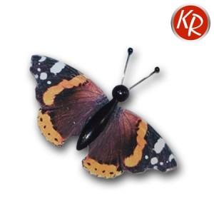 Schmetterling aus Holz Admiral 3511