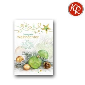 Midikärtchen Weihnachten 36-1401