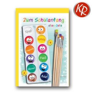 Faltkarte Schulanfang 38-0061