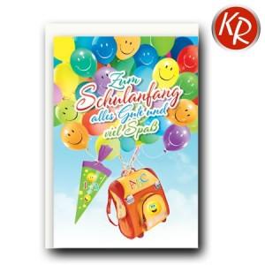 Faltkarte Schulanfang 38-0062