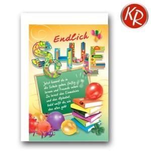 Faltkarte Schulanfang 38-0065