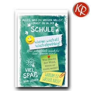 Faltkarte Schulanfang 38-0073