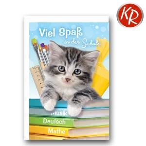Faltkarte Schulanfang 38-0075