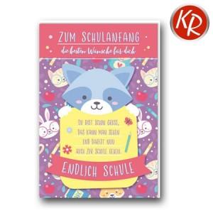 Faltkarte Schulanfang 38-0078